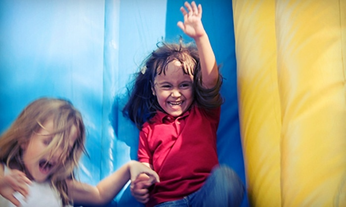 The Playground for Kids - Ankeny: One or Two Open-Play Sessions for Two Kids at The Playground for Kids (Half Off)