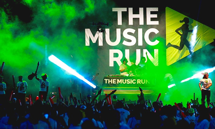 The Music Run LA: Registration for One or Two at The Music Run LA on April 23 (Up to 53% Off). Four Options Available.