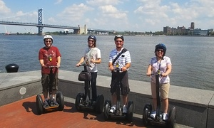 Philly By Segway: Segway Tour for Two or Four from Philly By Segway (Up to 50% Off)
