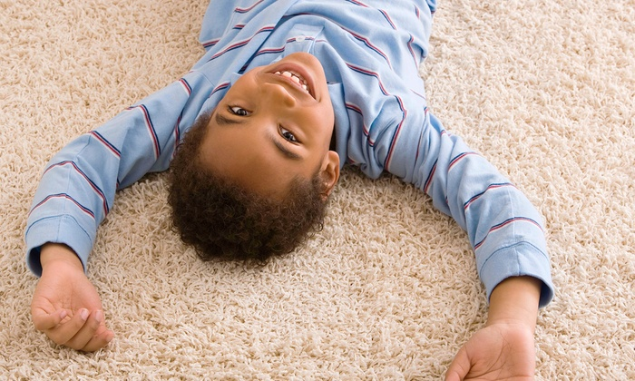 Alamo Carpet Cleaning & Restoration - Valley Forge: Carpet or Upholstery Cleaning from Alamo Carpet Cleaning & Restoration (Up to 61% Off). Three Options Available.