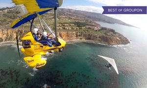Pacific Blue Air: $179 for a 45-Minute Open-Air Flight Experience from Pacific Blue Air ($270 Value)