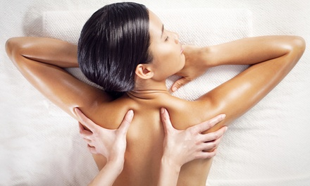 Up to 66% Off Deep-Tissue Massage