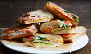 Express Gourmet: $13 for $20 Worth of Sandwiches, Salads, and Barbecue at Express Gourmet