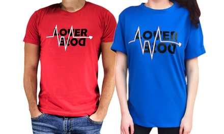 T-Shirt in cotone Loverdose unisex