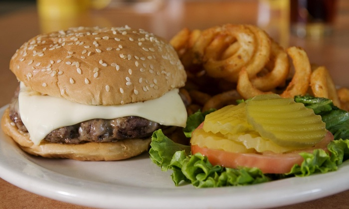 Sno-White Drive-In - Paradise Orchard: A Casual American Dinner for Two at Sno-white drive in (25% Off)