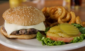 Sno-White Drive-In: A Casual American Dinner for Two at Sno-white drive in (25% Off)