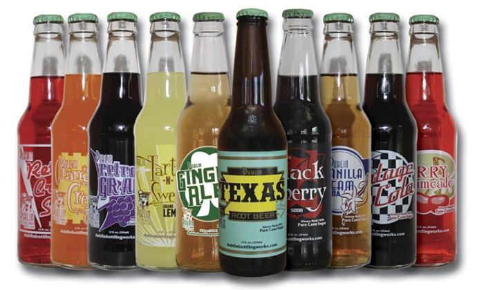 Dublin Bottling Works - Dublin: Soda-Bottling Plant Tour with Floats for Two, Four, or Six at Dublin Bottling Works (Up to 53% Off)