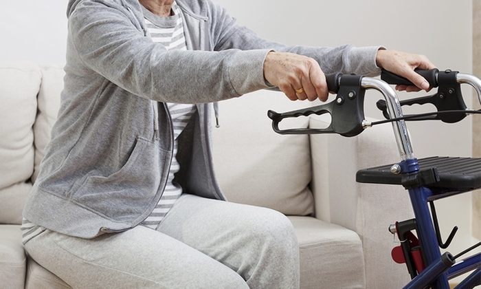 Mobility Medical - Flowood: Walker, Three-Wheel Scooter, or CPAP-Mask Supplies and Headgear at Mobility Medical (Up to 50% Off)