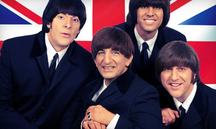 Liverpool Legends - Stafford Centre: Liverpool Legends Beatles Tribute Show at Stafford Centre on Saturday, November 2, at 8 p.m. (40% Off)