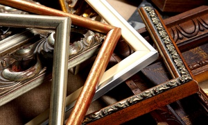 JP Custom Framing: $40 for $100 Toward Custom Framing at JP Custom Framing