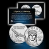 Platinum-Plated Trillion Dollar Coins