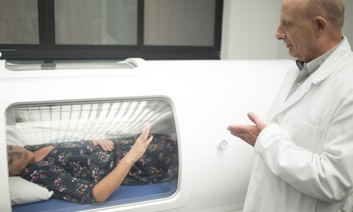 Hands On Wellness Chiropractic - Chamblee: Up to 51% Off Hyperbaric Chamber Sessions at Hands On Wellness Chiropractic