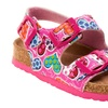 Rugged Bear® Girls' Footbed Thong Sandals (Size 6)