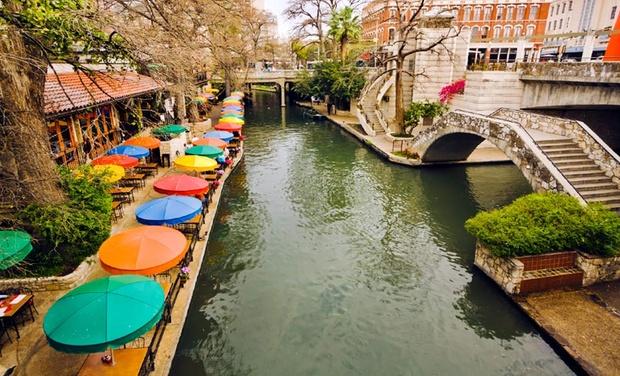 El Tropicano Riverwalk Hotel - San Antonio, TX: Stay at El Tropicano Riverwalk Hotel in San Antonio, with Dates into December