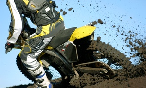 TQ Dirt Bike Rentals: Full-Day Dirt-Bike Rental for One or Two at TQ Dirt Bike Rentals (Up to 65% Off)