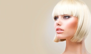 Lili Salon Spa: Haircut or Full Head Highlight Packages at Lili Salon Spa (Up to 66% Off)