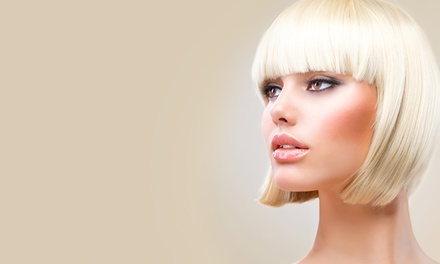 Haircut or Full Head Highlight Packages at Lili Salon Spa (Up to 69%Off)