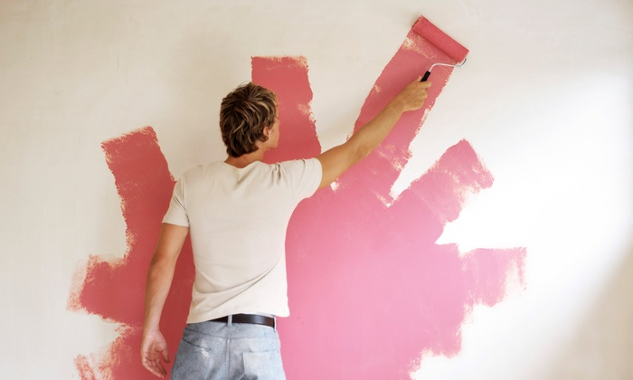 Discount Paint Team - Atlanta: Interior Painting for One or Three Rooms from Discount Paint Team (Up to 74% Off)