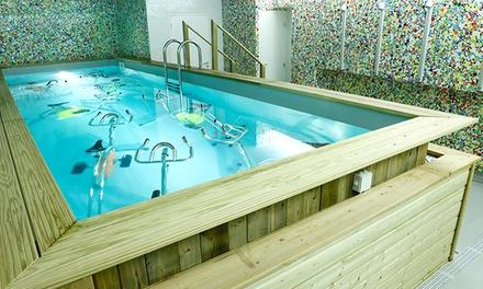 Pass de 10 séances pour toutes les activités à 129 € au centre Aquabikettes