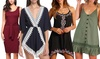 Women's Dresses and Playsuit