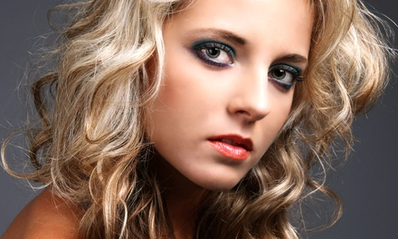 Haircut Package with Options for Color or Partial or Full Highlights from Jessica Neal at ML Crawford's (Up to 61% Off)