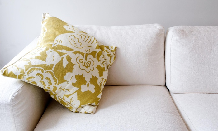 HTC Team Cleaning - Charlotte: $55 for $125 Worth of Upholstery Cleaning — HTC Team Cleaning