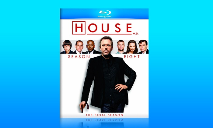 House: Season 8 on Blu-ray with UltraViolet: House: Season 8 on Blu-ray with UltraViolet. Free Shipping and Returns.