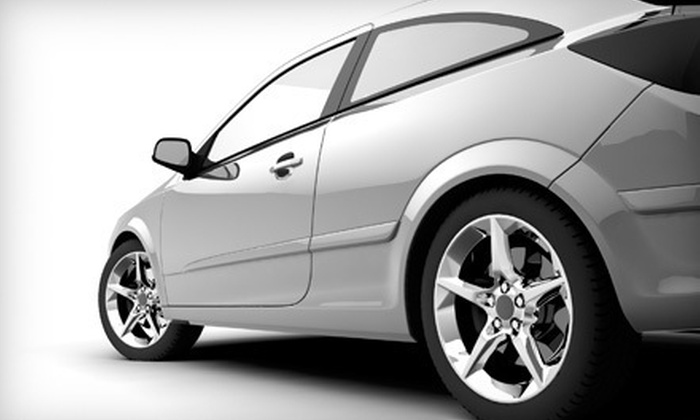 JNJ Auto Detailing & Window Tinting - Midway Manor,Hanover Acres: Interior or Exterior Detailing, or Both at JNJ Auto Detailing & Window Tinting (Up to 55% Off)