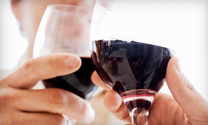 Baldwin Vineyards - Pine Bush: Wine Tasting or Tickets to Strawberry, Chocolate & Wine Festival at Baldwin Vineyards in Pine Bush (Up to 58% Off)