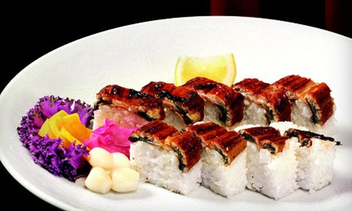 The Soo Woo - Country Walk: $25 for $50 Worth of Japanese and Korean Cuisine at SooWoo Japanese Steakhouse