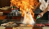 Akita Japanese Steakhouse and Sushi - Akita Hibachi and Sushi: Japanese Dinner for Dine-In or Take-Out at Akita Japanese Steakhouse and Sushi (Up to 40% Off). Two Options.