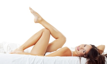 Six Laser Hair-Removal Treatments on a Small, Medium, or Large Area at NuImage Medspa (Up to 90% Off)