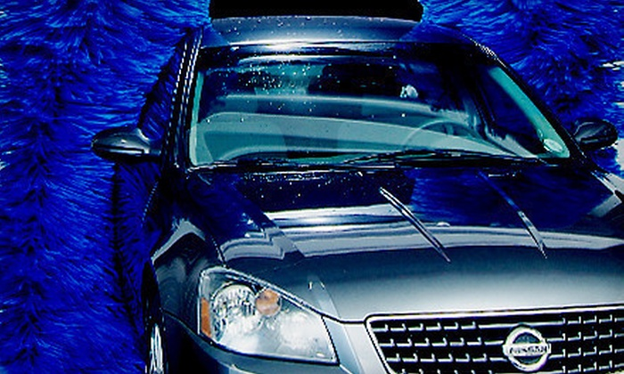 Circle K Car Wash - Hillcrest: $13 for Three Ultimate Car Washes with Rain-X at Circle K Car Wash ($27 Value)