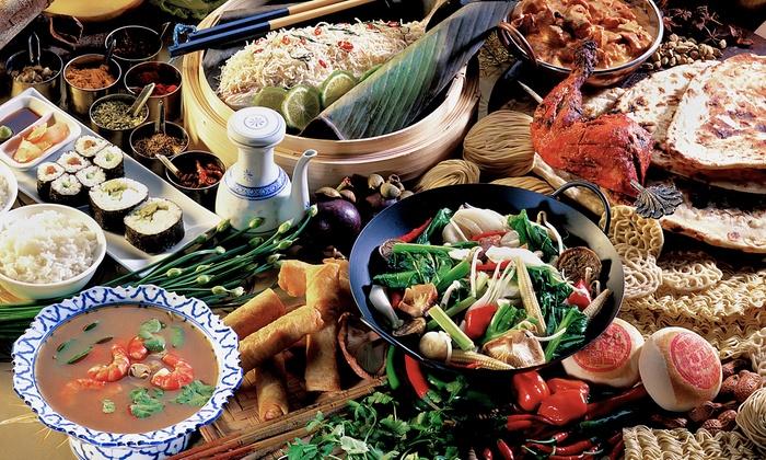 Thai Basil - Novi: One or Three Groupons for Thai Food and Sushi at Thai Basil (48% Off)