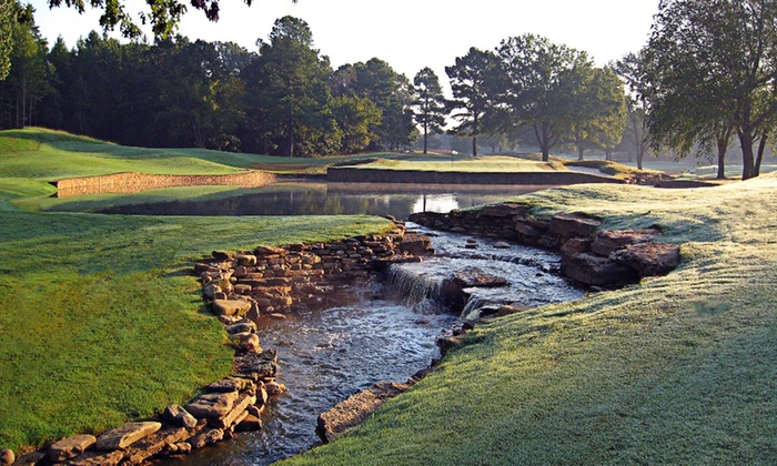 Mirimichi - Millington: 18 Holes of Golf with Cart and Driving-Range Warm-Up for One, Two, or Four at Mirimichi (Up to 41% Off)