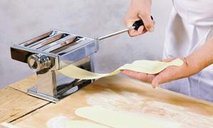 MARCO FRUSTERI PRODUCTIONS: Corso di cucina per realizzare la pasta fresca per una o 2 persone con Marco Frusteri Productions (sconto fino a 85%)