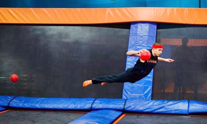 Sky Zone Up To 46 Off Edmond OK Groupon