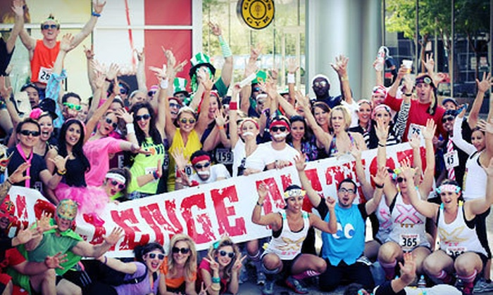 The L.A. Challenge: The Ultimate Urban Scavenger Race: $20 for Entry to Urban Adventure Scavenger Hunt ($50 Value)