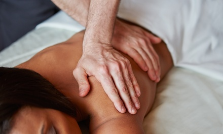 Up to 53% Off Massages or Cold Stone Migraine Therapy