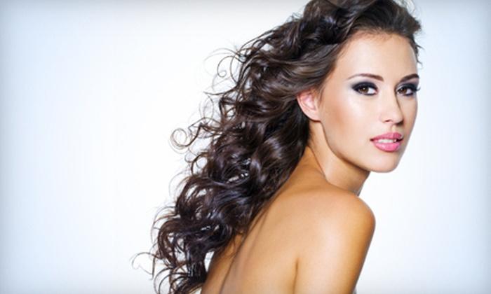 Bella Moda Hair & Nail Salon - ANC Nails and Spa by Danny: Salon Services at Bella Moda Hair & Nail Salon (Up to 58% Off). Five Options Available.