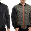 Akademiks Ritter and Jerome Men's Lightweight Jackets
