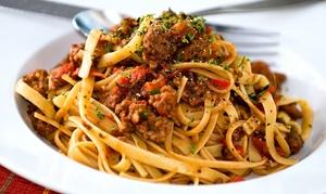 LaStoria Trattoria: $35 for a Three-Course Prix-Fixe Italian Meal for Two at LaStoria Trattoria ($55 Value)