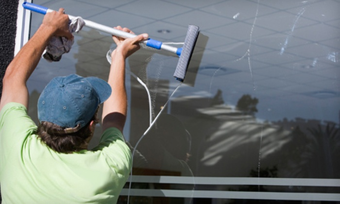Healthy Home Window Cleaning - Eugene: $69 for Interior and Exterior Cleaning of 20 Windowpanes from Healthy Home Window Cleaning ($160 Value)