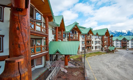 Groupon Deal: 2- or 3-Night Stay for Up to Six in a One- or Two-Bedroom Suite at Lizard Creek Lodge in Fernie, BC