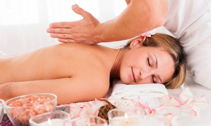Nourishing Harmony - Downtown: One or Three Packages, Each with a Massage and Herbal Steam Bath at Nourishing Harmony (Up to 53% Off)