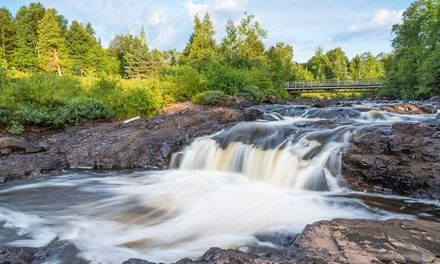 Stay at Mountain Inn at Lutsen in Minnesota, with Dates into September