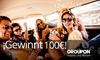 Gewinnspiel: Einen Groupon-Gutschein im Wert von 100 € gewinnen