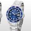 SO & CO New York Men's Stainless Steel Sport Link Bracelet Watch