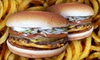 Van's Pig Stand- do not call or contact - Multiple Locations: $5 for Two #1 Cheeseburgers and Two Sides of Fresh-cut Fries at Van's Pig Stand ($10.26 Value)