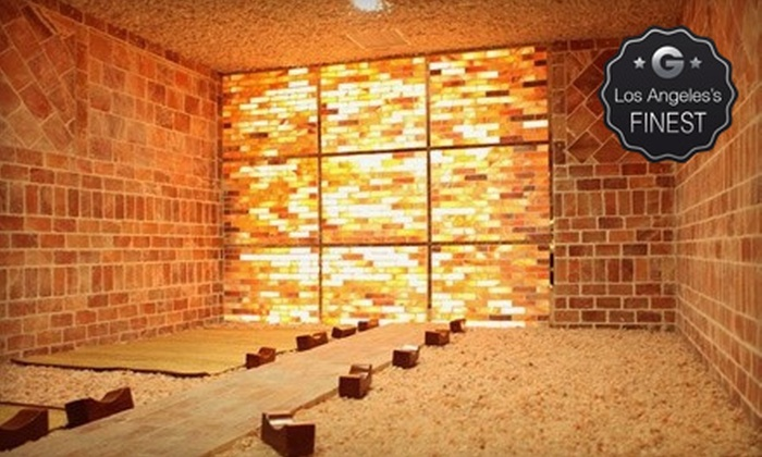 Wi Spa - Westlake: One or Two 24-Hour Spa Day Passes with Sauna, Spa, and Steam-Room Access at Wi Spa (Up to 56% Off)